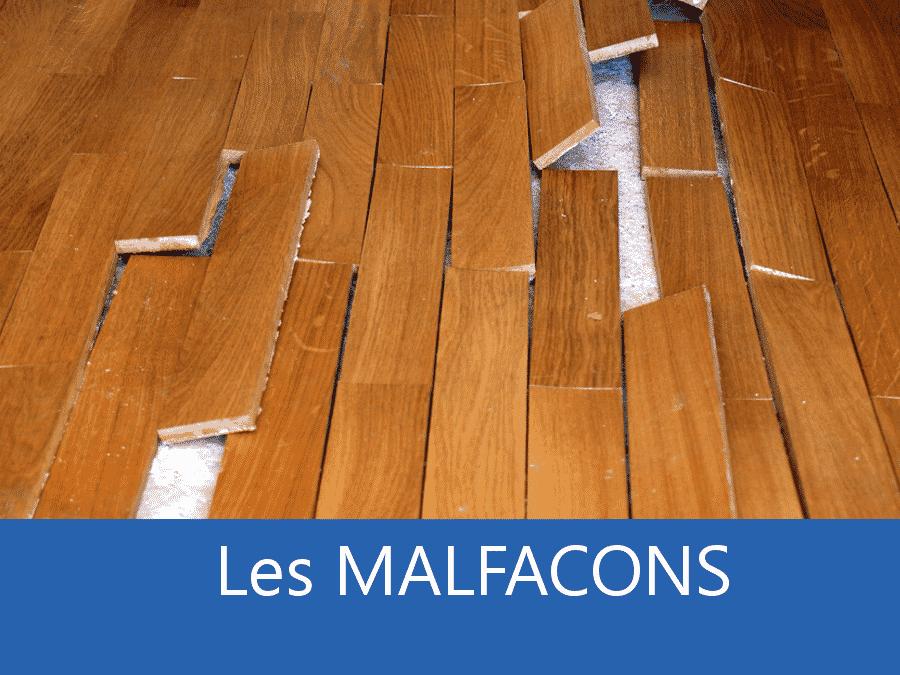 malfaçon 17, problème malfaçons Royan, malfaçon chantier Charente Maritime,